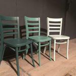 Houten caféstoel | Oud is Nieuw