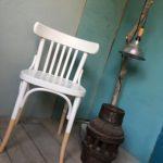 Cafe stoel terschelling