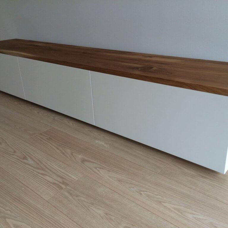 Tv meubel eiken