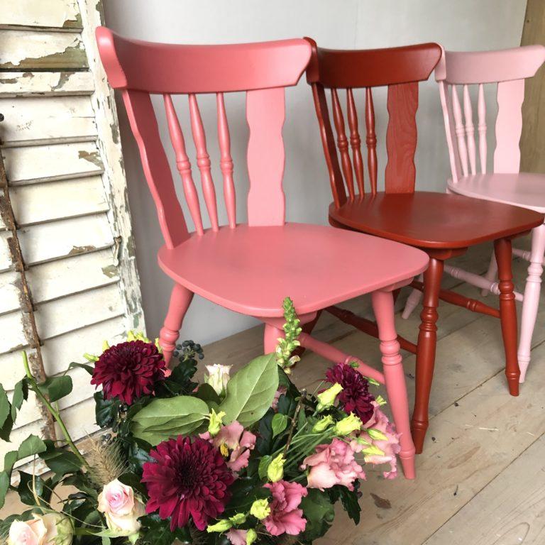 Oudhollandse stoel