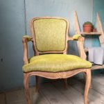 Landelijke stoel