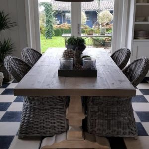 Woonkamer tafel