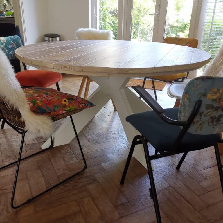 Matrix poot tafel
