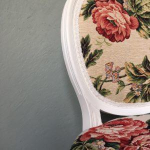 Medaillon stoel