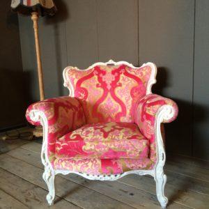 Klassieke fauteuil