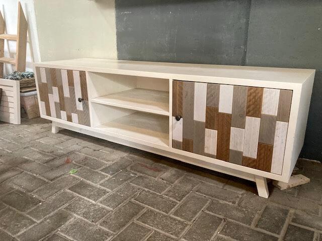 tv meubel blokjes