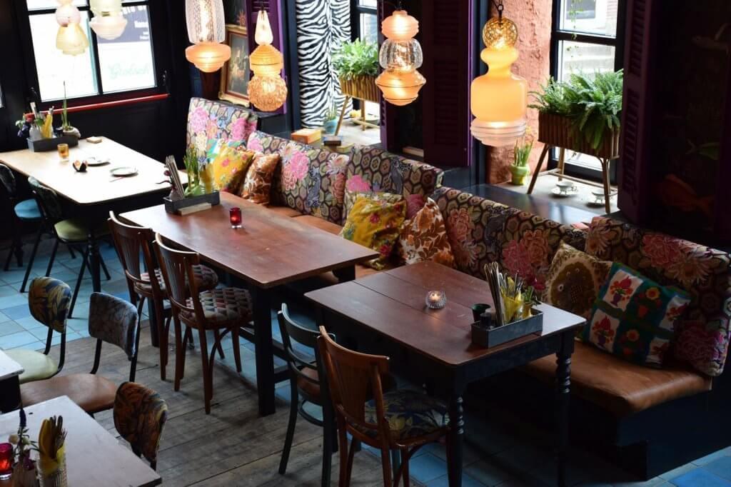 Inrichting restaurant | Meubels Oud is Nieuw